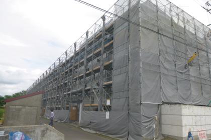 苫小牧市の建設業(とび・ソーラーパネル) | 有限会社 アイケン工業